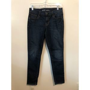 Old Navy midrise skinny jeans size 6R